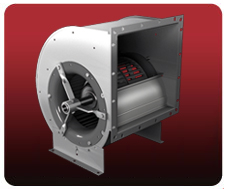 Backward curved Radial Centrifugal fans
