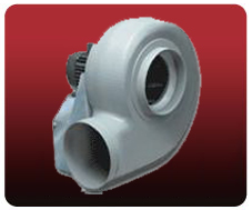Plastic Centrifugal fans